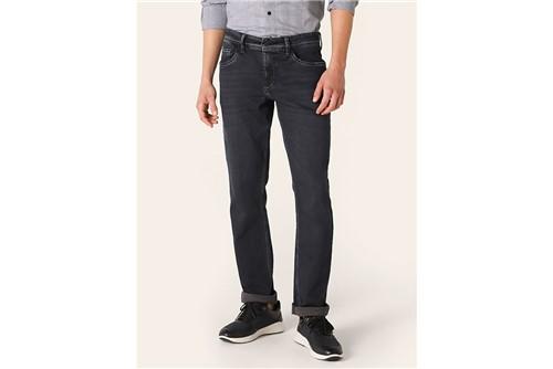 Calça Jeans Londres Dark - Azul - 38