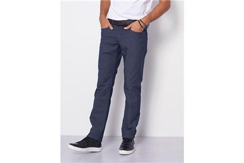Calça Jeans Londres Mescla - Azul - 42
