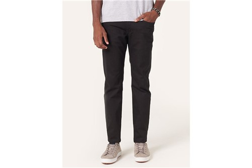 Calça Jeans Londres Power Stretch - Preto - 40