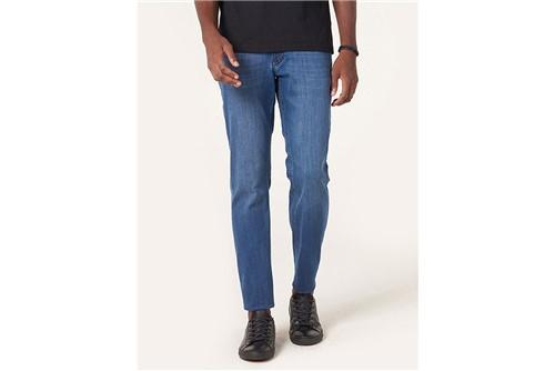 Calça Jeans Londres Stone Used - Azul - 38