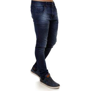 Calça Jeans Masculina Azul 46