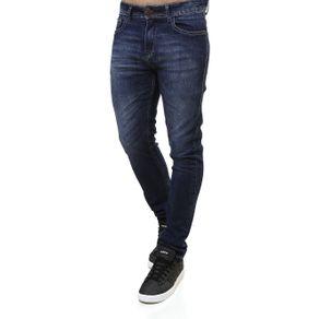 Calça Jeans Masculina Azul 48