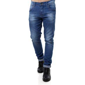 Calça Jeans Masculina Azul 40