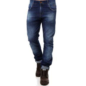 Calça Jeans Masculina Azul 36
