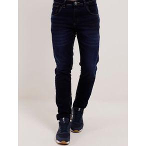 Calça Jeans Masculina Elétron Azul 42