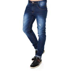 Calça Jeans Masculina Elétron Azul 38