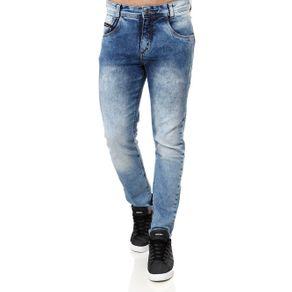 Calça Jeans Masculina Elétron Azul 44