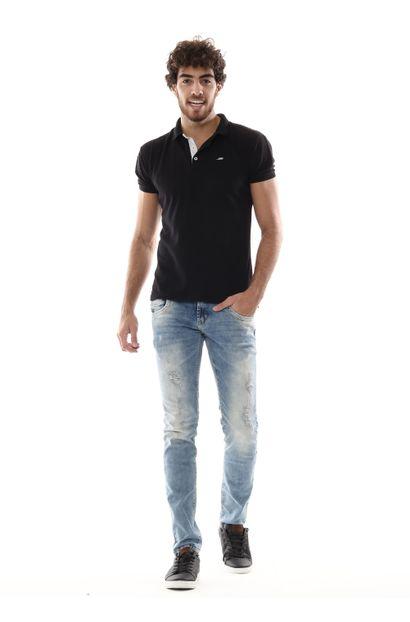Calça Jeans Masculina Skinny - 254046 36