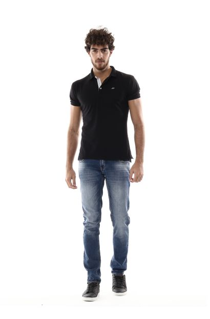 Calça Jeans Masculina Skinny - 254426 40