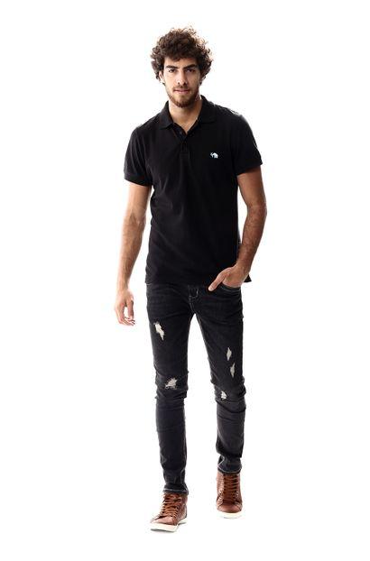Calça Jeans Masculina Skinny - 255932 44