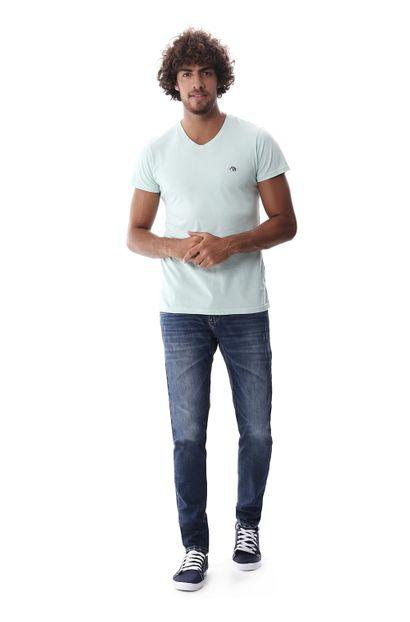 Calça Jeans Masculina Skinny - 257656 36