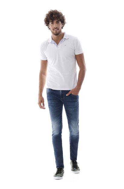 Calça Jeans Masculina Skinny - 258581 36
