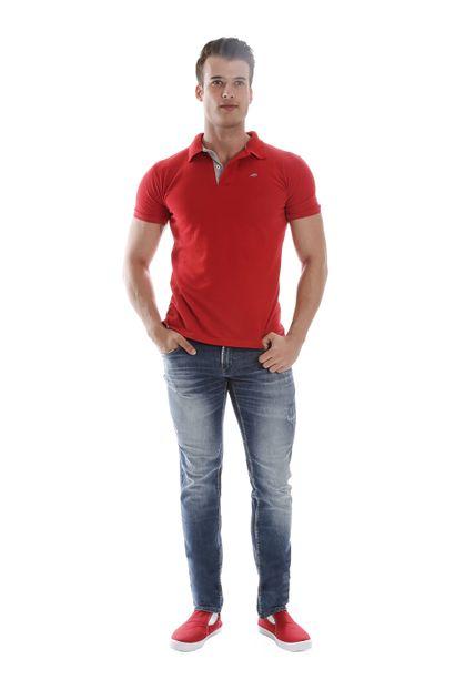 Calça Jeans Masculina Skinny - 259605 36