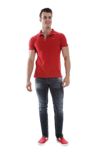 Calça Jeans Masculina Skinny - 259778 36