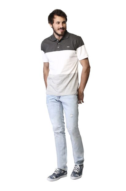 Calça Jeans Masculina Skinny -261449 38