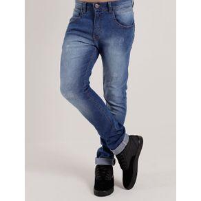 Calça Jeans Masculina Vels Azul 36