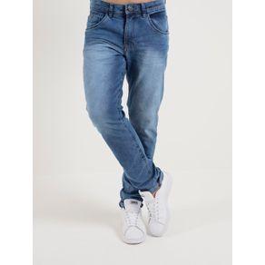 Calça Jeans Masculina Vels Azul 40
