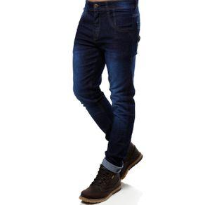 Calça Jeans Masculina Vels Azul 44