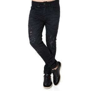 Calça Jeans Masculina Zune Preto 36