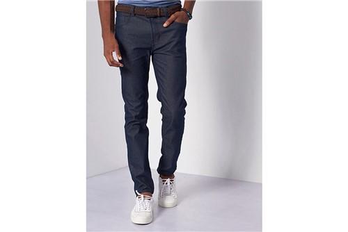 Calça Jeans Milão Básica Amaciado - Azul - 40