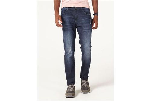 Calça Jeans Milão Stone - Azul - 46
