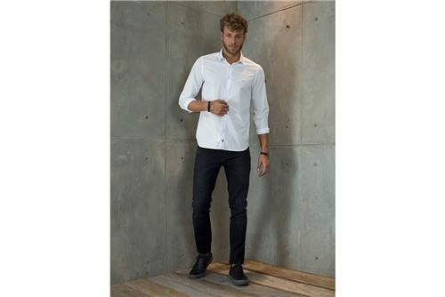 Calça Jeans Milão Super Stretch - Preto - 42