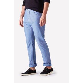 Calca Jeans Navy Azul Escuro - 42