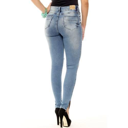 Calça Jeans Sawary Feminina Up - 245054