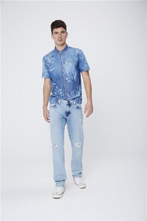 Calça Jeans Skinny Masculina