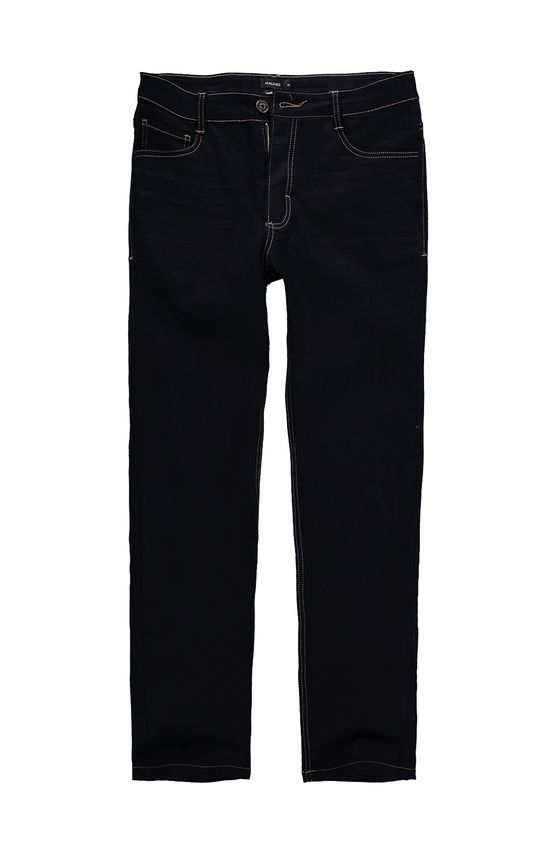 Calça Jeans Tradicional Cintura Alta Malwee Preto - 36