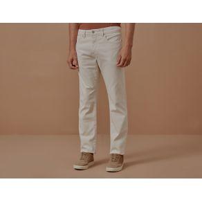 Calça Jeans White Side Natural - 38