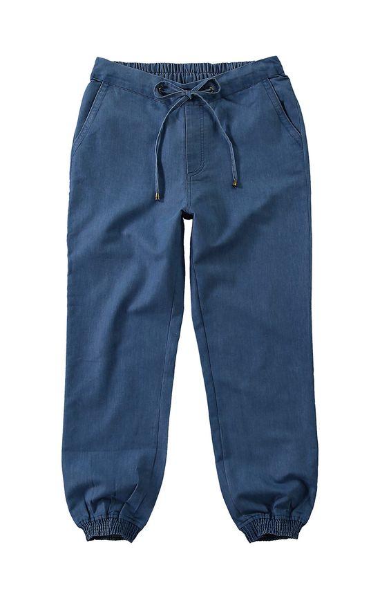 Calça Jogger Malwee Azul Escuro - 44