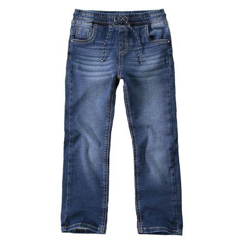 Calça Jogging Jeans - 1