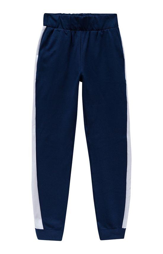 Calça Jogging Moletom Malwee Azul Escuro - M