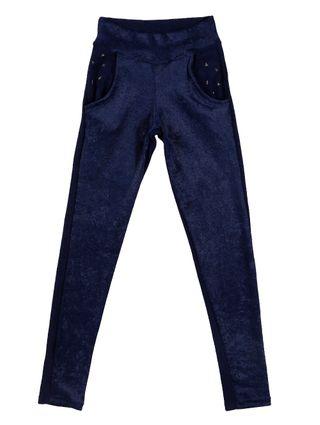 Calça Juvenil para Menina - Azul