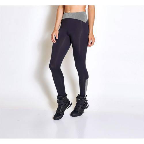 Calça Legging Colcci Fitness 0025700208 - Preto e Branco - G