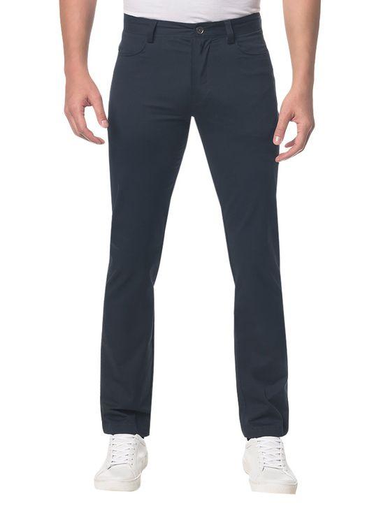 Calça Mas Color 5 Pockets - Marinho - 30