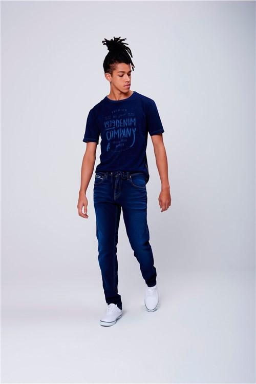 Calça Masculina Jogger Etiqueta Bolso