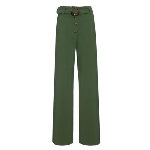 Calça Milão - Alfaiataria Verde Floresta - 34