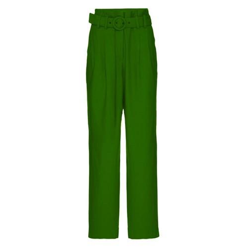 Calça Nápoles - Alfaiataria Verde - 44