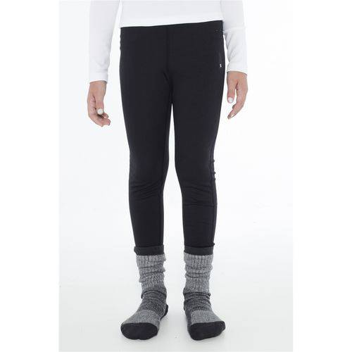 Calça Segunda Pele Thermal Stretch Kids 18534 - Solo