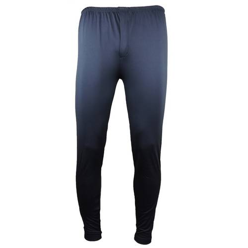 Calça Térmica Masculina Segunda Pele Thermo Premium - Cor Preto