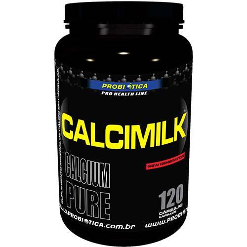 Calci Milk 120 Cápsulas Probiótica