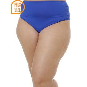 Calcinha Sunkine Plus Size Feminino Azul G2