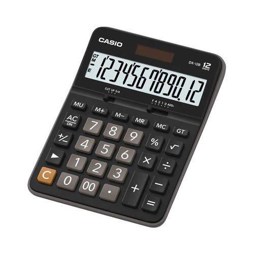 Calculadora Casio Dx 12b