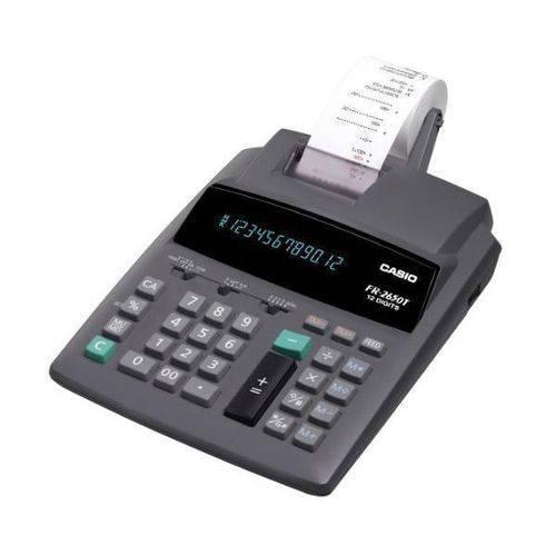 Calculadora Casio Fr-2650t-we C/b 110 Sg
