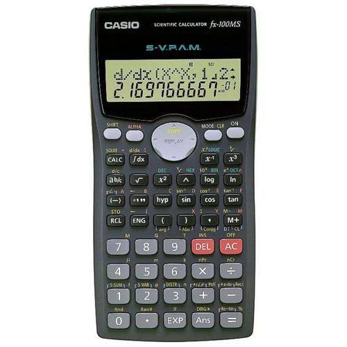 Calculadora Casio Fx-100ms