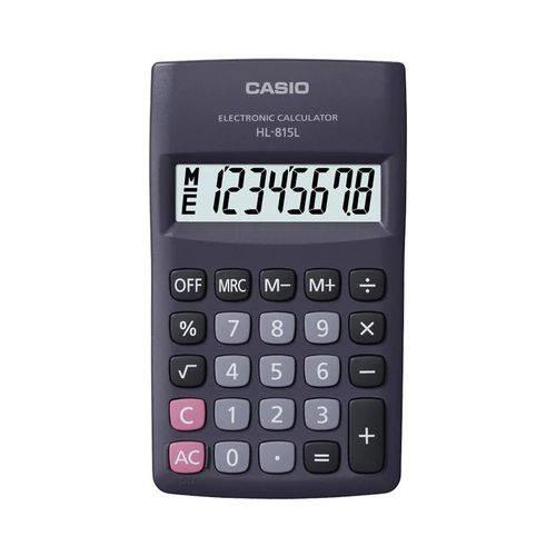 Calculadora Casio Hl 815 L
