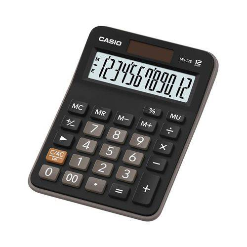 Calculadora Casio Mx 12b