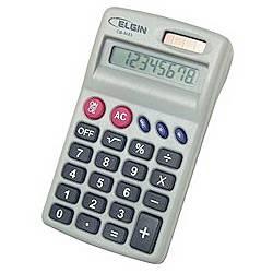 Calculadora de Bolso 4 Opera¿¿es - Elgin